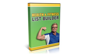 Health & Fitness List Builder