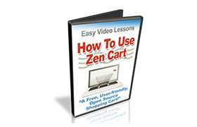 How To Use Zen Cart