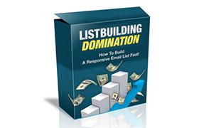 List Building Domination