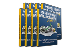 Membership Millionaire Workshop