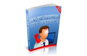 Online Business Tips V5