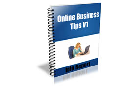 Online Business Tips V1