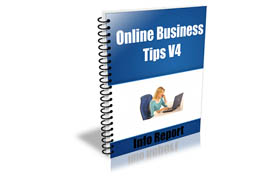 Online Business Tips V4