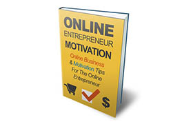 Online Entrepreneur Motivation