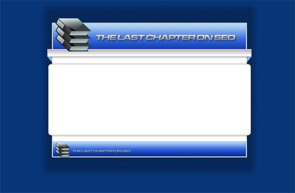SEO HTML PSD Template Edition 2