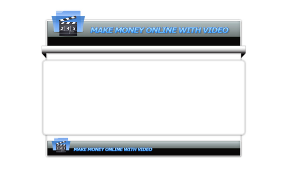 Video Marketing HTML PSD Template Edition 2