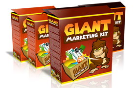 Giant Marketing Kit