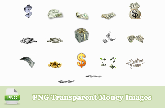 PNG Transparent Money Images