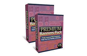 Premium Banners Pack V3