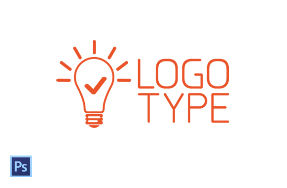 Modern Style PSD Logo Edition 9