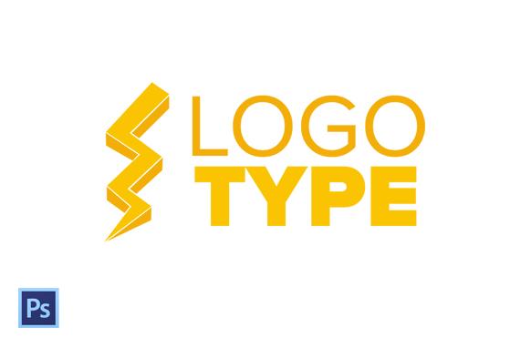 Modern Style PSD Logo Edition 13