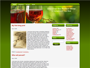 Discover The Perfect Wine WP Theme