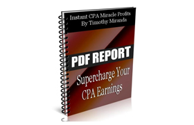 Super Charge Your CPA Earnings