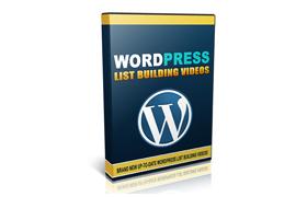 WordPress List Building Videos