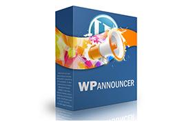 WP Announcer