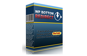 WP Bottom Redirect WP Plugin