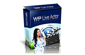 WP Live Actor 2.0 Plugin