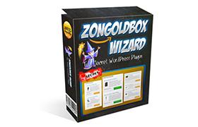 ZonGoldBox Wizard WP Plugin