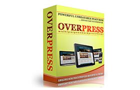 OverPress Multipurpose Wordpress Theme