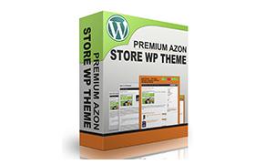Premium Azon Store WP Theme