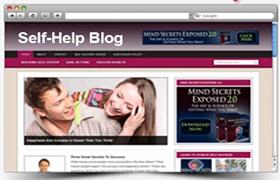 Self Help Niche WP Theme
