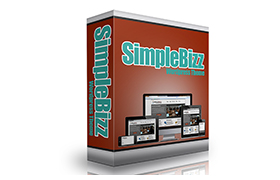 SimpleBizz Wordpress Theme