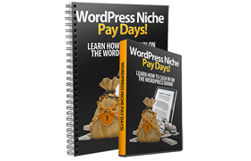 WordPress Niche PayDays