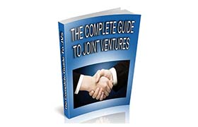 The Complete Guide To Joint Ventures