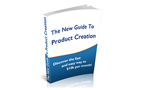 The New Guide To Product Creation