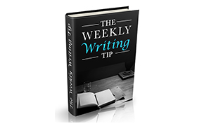 The Weekly Writing Tips