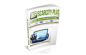 WP Scarcity Plus Plugin