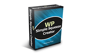 WP Simple Squeeze Creator Plugin
