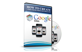 Create A Mobile Site Quickly Using Google Sites