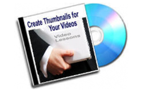 Create Thumbnails For Your Videos