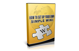 How To Set Up Your Own Simple Wiki