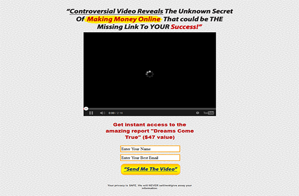 Video Squeeze Pages Template Edition 8