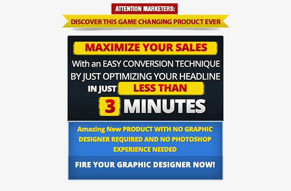 Ultimate Headline PNG PSD Edition 4