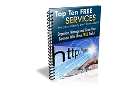 Top Ten Free Services
