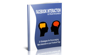 Facebook Interaction Strategies
