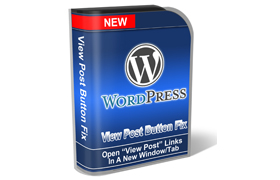 WordPress View Post Button Fix Plugin