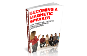 Become A Magnetic Speaker