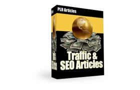 PLR Articles Traffic and SEO Articles