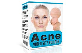 Acne Video Site Builder
