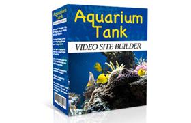 Aquarium Tank Video Site Builder