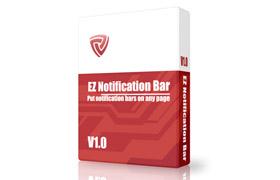 EZ Notification Bar
