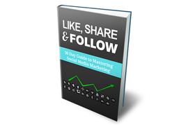 Like, Share and Follow