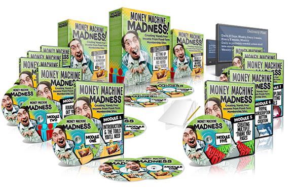 Money Machine Madness