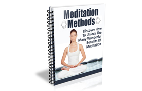 Meditation Methods