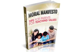 Moral Manifesto