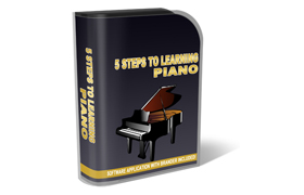 5 Step To Learning Piano